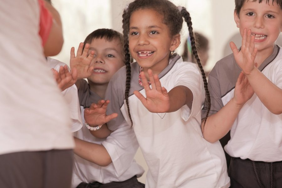 Infoveranstaltung für Grundschulkinder