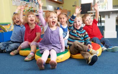 Gewaltprävention bei Kindern