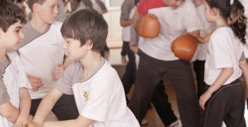 Teen WingTsun Training 8-12 Jahre