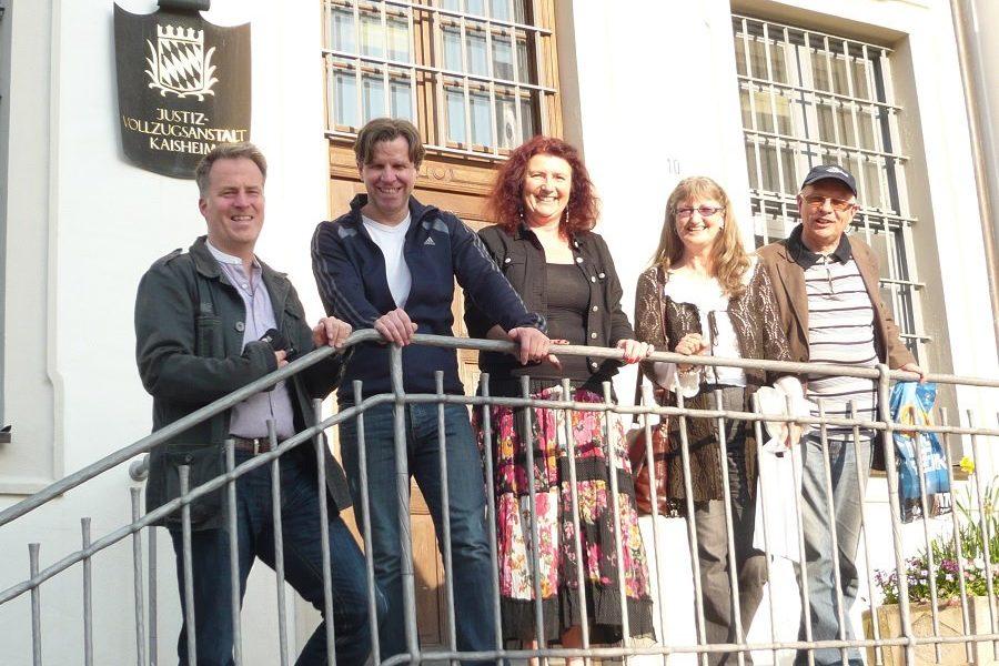 25.04.2013: Gefängnisprojekt in der JVA erfolgreich abgeschlossen!