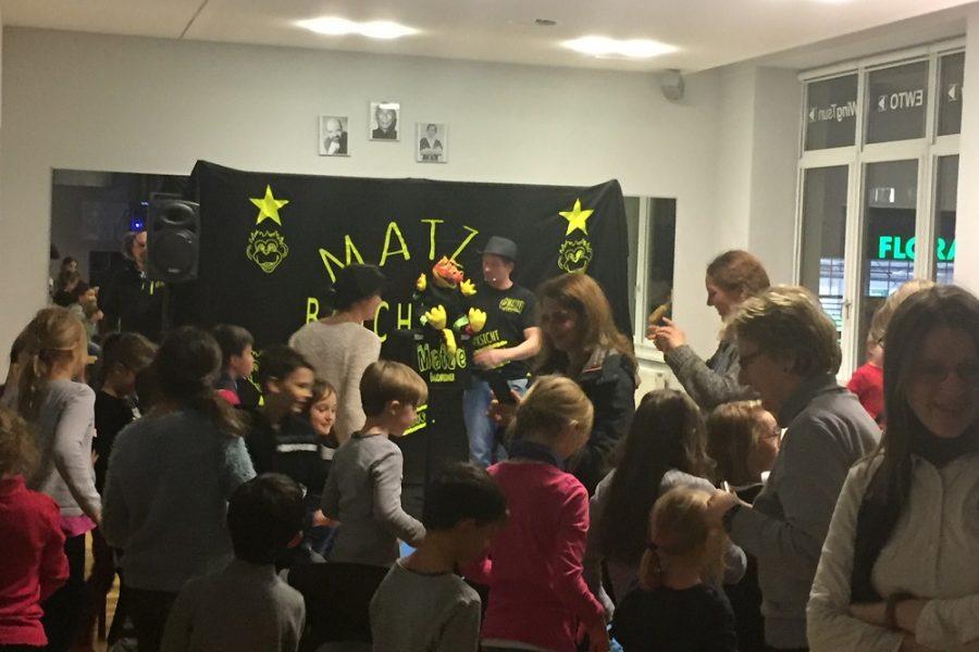 """Kids-Event 2017 – Bauchredner """"Matze"""" in der Akademie"""