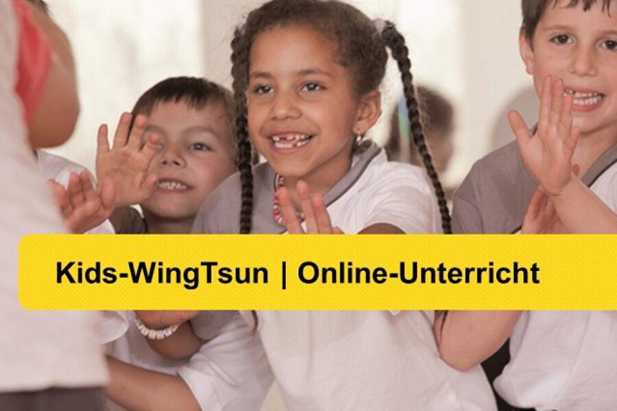 Kids-WingTsun | Online-Training im Dezember
